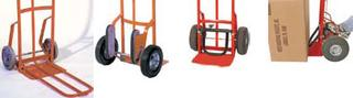 Series 126 Hand Truck with a Single Pin Handle Option Image
