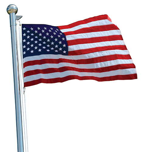 Stainless Steel Flag Poles Option Image
