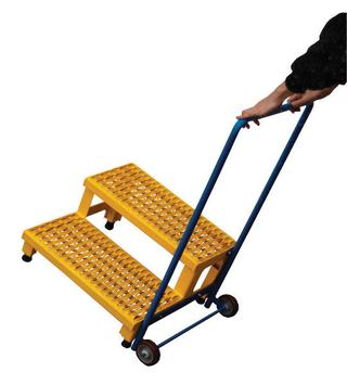 Adjustable Step-Mate Stands Option Image