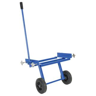 Aluminum Grip-Strut Walk Ramps with Adjustable Height Wheel Option Image