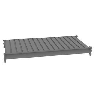 Bulk Storage Racks - 48 inch Deep - Corrugated Decking Option Image