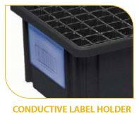 Conductive Dividable Grid Containers and Dividers Option Image