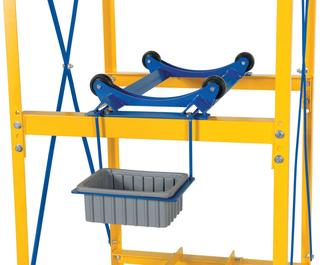 Horizontal Drum Storage Racks Option Image