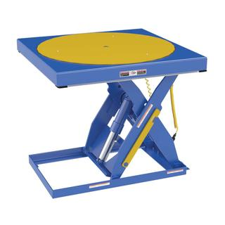 Electric Hydraulic Scissor Lift Tables - Quick Ship Option Image