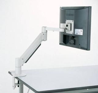 Polymer Worktables with Black Phenolic Top and Solid MetroMax i Shelf Option Image