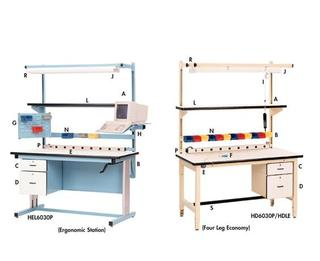 Electric Height Adjustable Workbenches Option Image