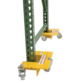 Pallet Rack Lifting Dolly Option Image
