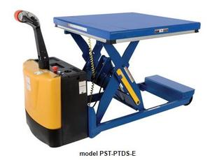 High Rise Lift Trucks Option Image
