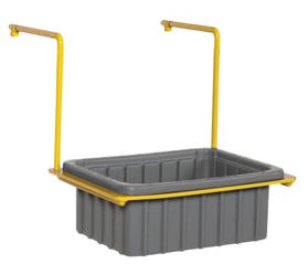 Pallet Rack Drum Cradle Option Image