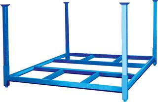 Portable Stacking Rack Carts Option Image