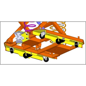 P3-AA All-Around Pneumatic Airbag Load Leveler Option Image