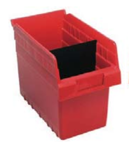 "Store-Max 8"" Shelf Bins Option Image"