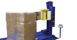 Medium Duty High Performance Auto-Wrap Stretch Wrap Machine Option Image