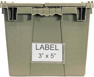 QDC2515-14 Heavy-Duty Attached Top Container Option Image