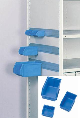 "Visible Storage Cabinets - 36"" x 18"" x 72"" Option Image"