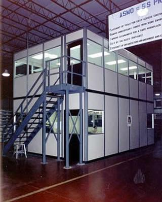Mezzanine Systems Option Image