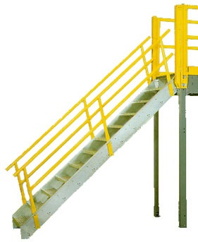 Metal Catwalks and Walkways Option Image