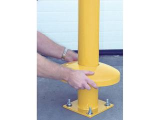 Smokers Bollard Option Image