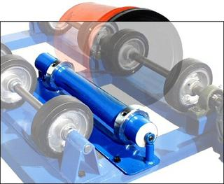 Single Stationary Drum Rollers Option Image