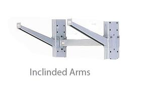 Meco Series 1000 Medium-Duty Cantilever Racks - Double Sided Uprights Option Image