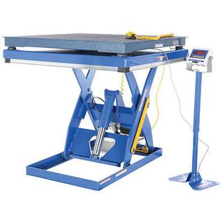 Double Shorty Narrow Scissor Lift Tables Option Image