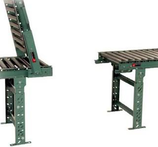 254S Heavy Duty 2.5 Inch x 14 Ga. Steel Gravity Roller Conveyors Option Image
