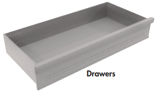 R3000 Boltless Shelving - Double Deep Option Image
