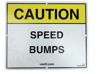 Glue-Down Speed Bumps Option Image