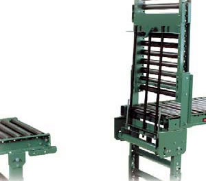 138P Painted Gravity Roller Conveyors - 1.375 In. Dia. x 18 Ga. - 5 Ft. Straight Section Option Image