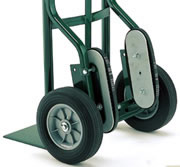 20T14 Dual Handle Steel Hand Truck Option Image